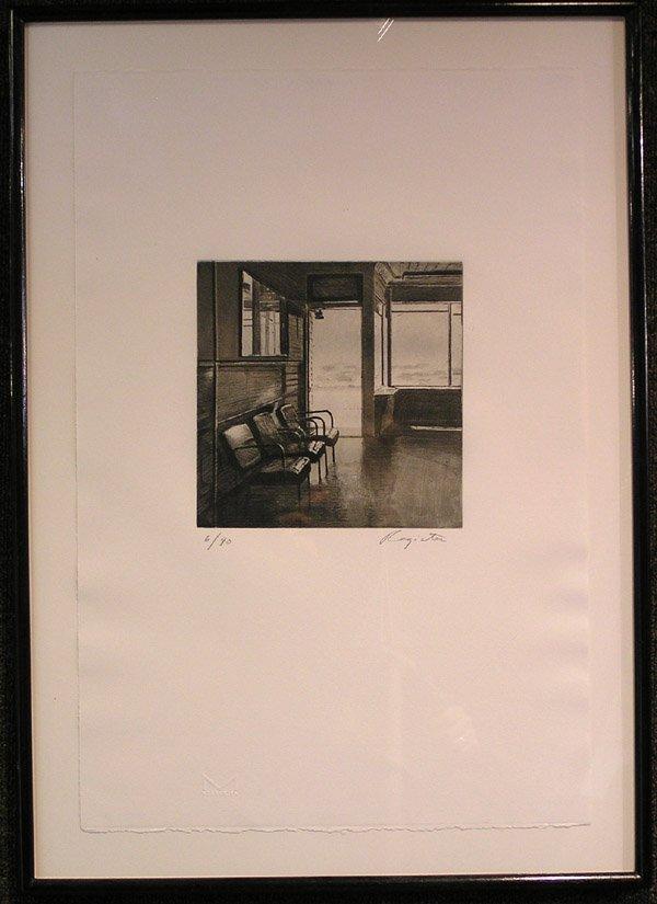 2205: Oil, John Register, Californian