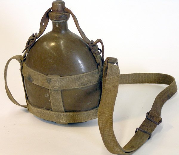 4: Japanese WWII canteen