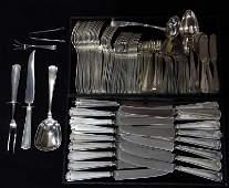 "American Gorham sterling silver ""Etruscan"" pattern"