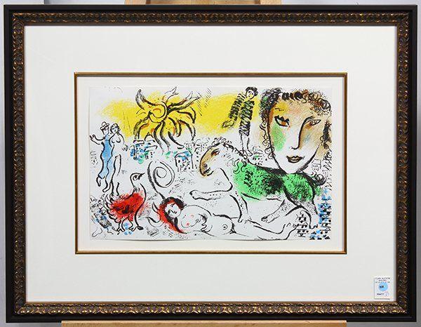 Marc Chagall, Print