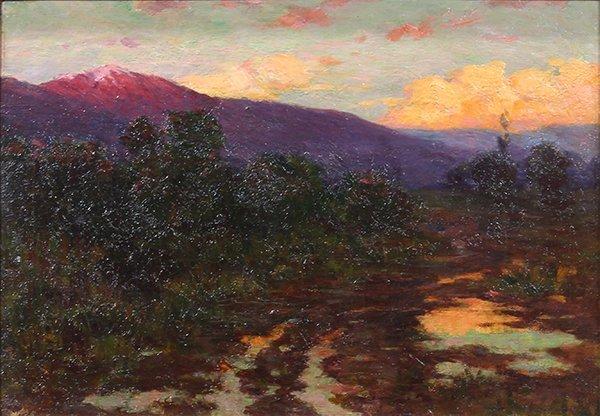 Painting, Benjamin Chambers Brown