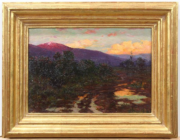 Painting, Benjamin Chambers Brown - 2