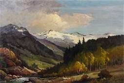 Robert William Wood, Painting
