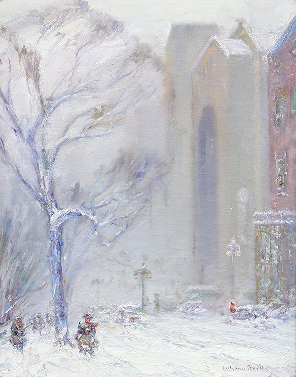 Painting, Johann Berthelsen