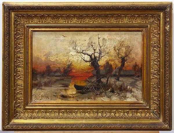 Painting, Honig Krebepz - 2