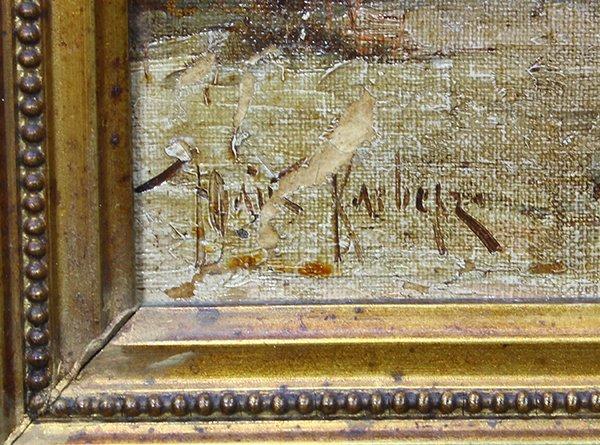 Painting, Honig Krebepz - 3