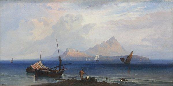 Lev Felixovich Lagorio, Painting