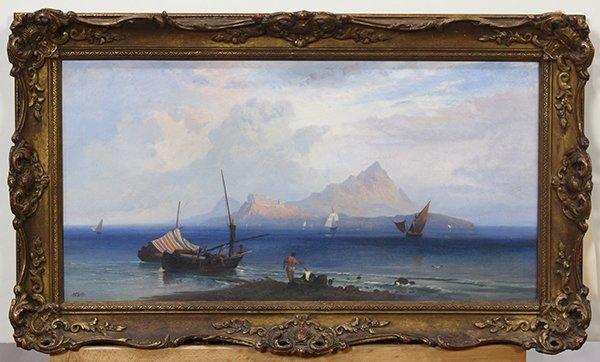 Lev Felixovich Lagorio, Painting - 2