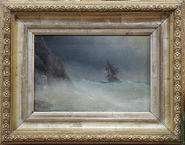 Painting, Ivan Konstantinovich Aivazovsky - 2
