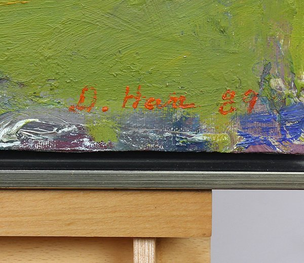 Dennis Hare, painting - 3