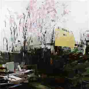 Alex Kanevsky, painting