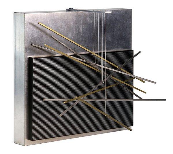 Sculpture, Jesus Rafael Soto, Vibrations Metalliques, - 3