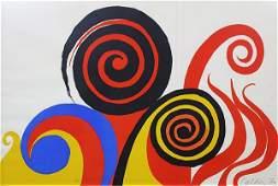 Print, Alexander Calder
