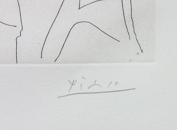 Print, Pablo Picasso - 3