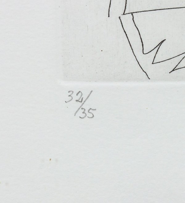 Print, Pablo Picasso - 4