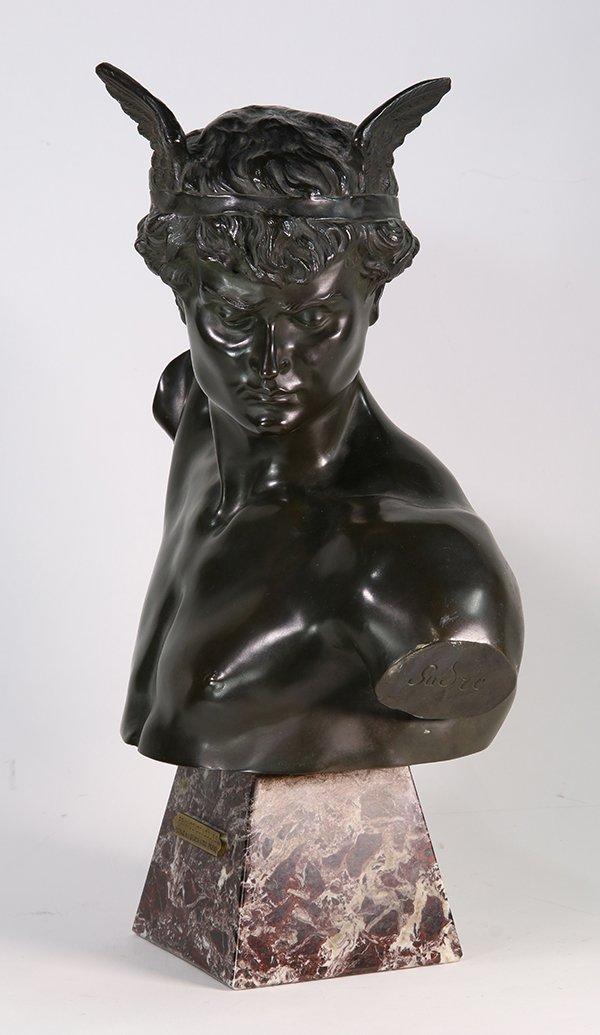 Raymond Sudre, sculpture - 2