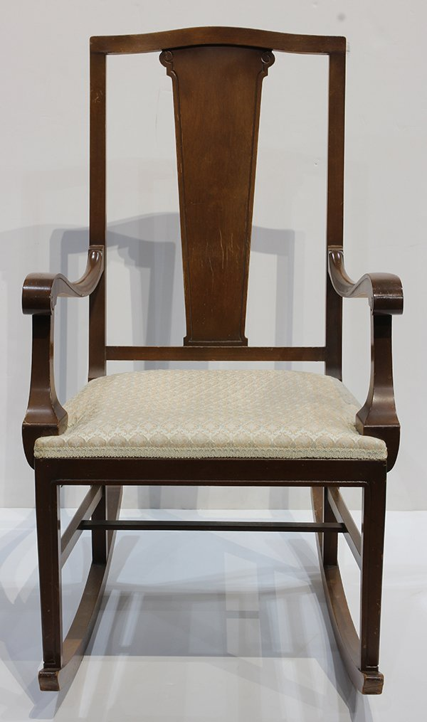 Arthur Mathews Furniture Shops rocker - 2