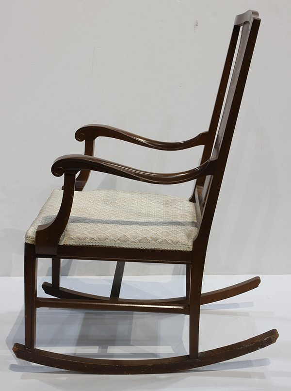 Arthur Mathews Furniture Shops rocker - 3