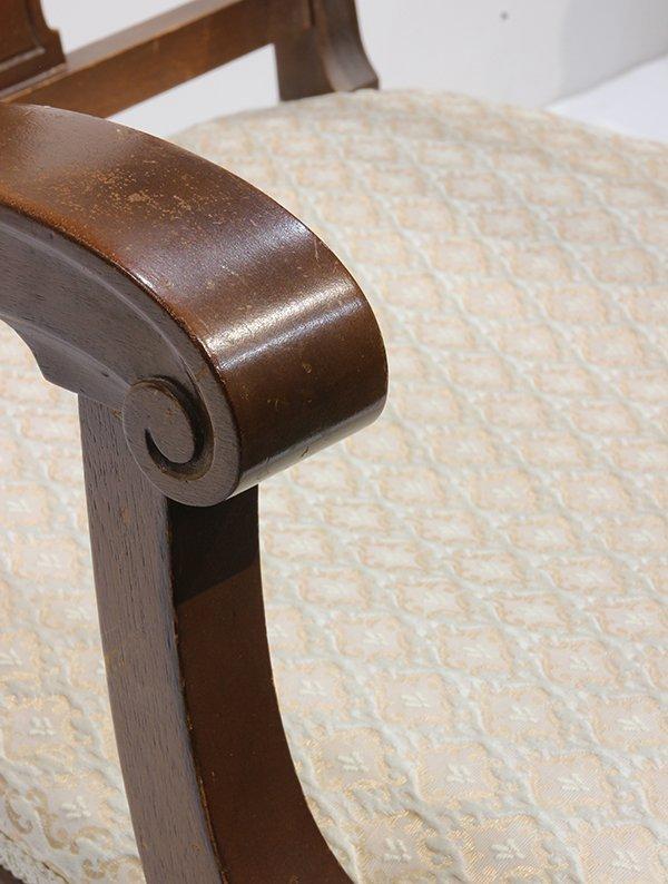 Arthur Mathews Furniture Shops rocker - 5