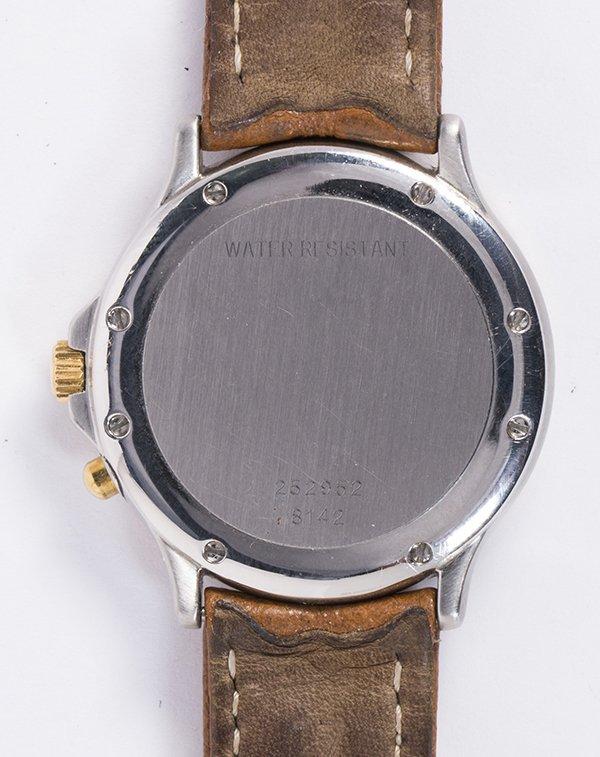 Chopard 1000 Miglia two-tone wristwatch - 3