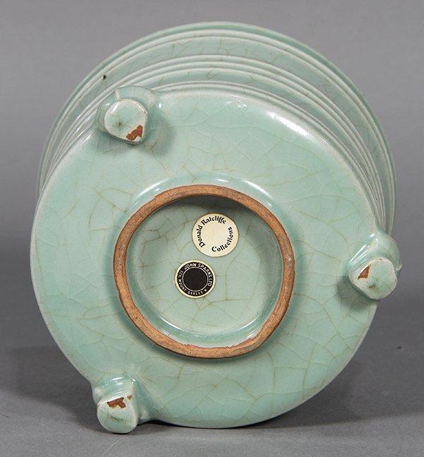 Chinese Longquan Type Censer - 5