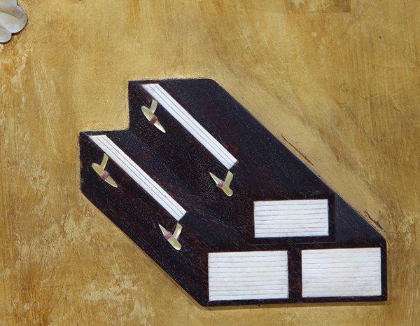 Chinese Wood Panel - 6