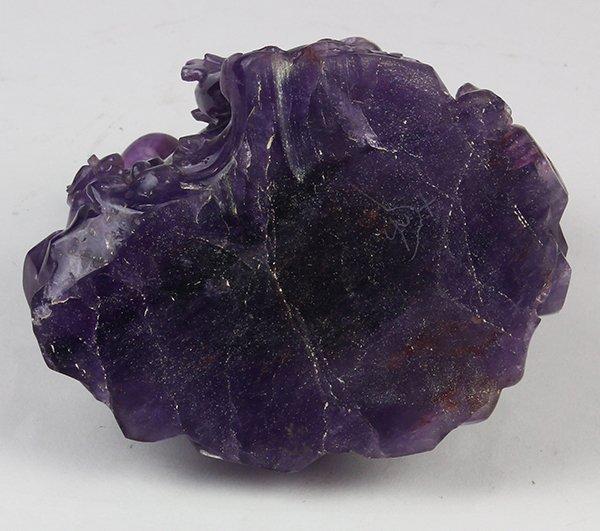 Chinese Amethyst Urn - 5