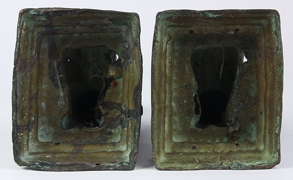 Two Thai Votive Figures - 5