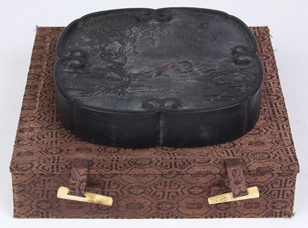 Chinese Molded Ink, Ox
