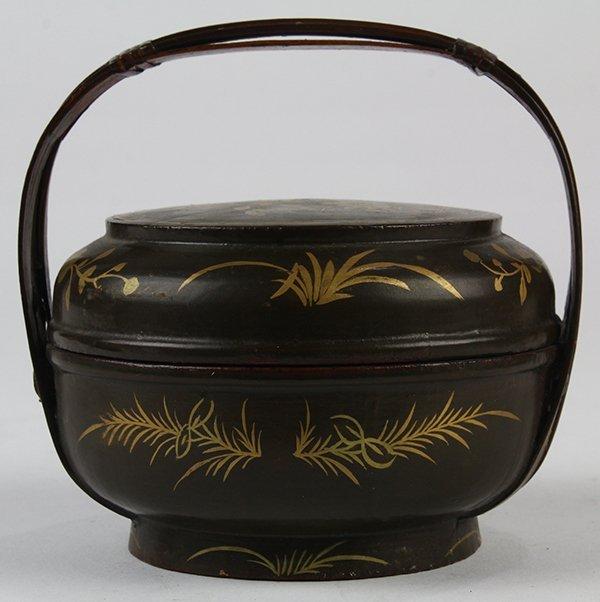 Japanese Buddhist Ceremonial Ekoro Censer, Circular - 8