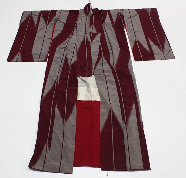 Japanese Silk Kimonos - 4