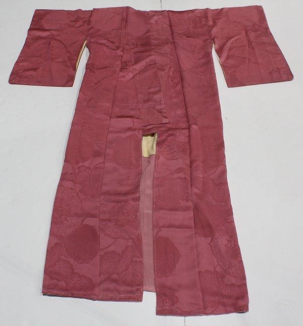 Japanese Silk Kimonos - 6