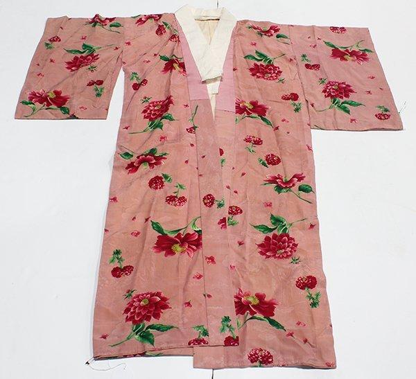 Japanese Silk Kimonos - 8