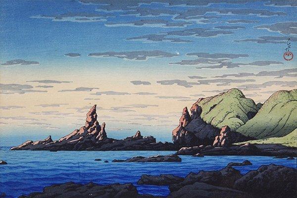 Japanese Woodblock Print, Kawase Hasui