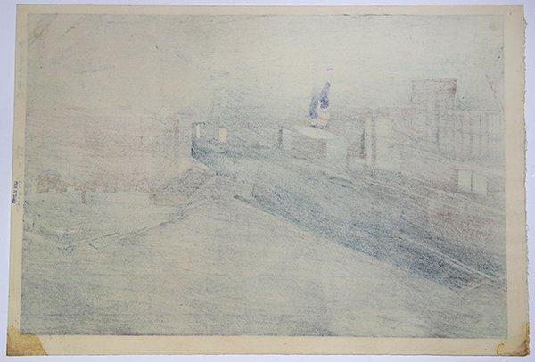Japanese Woodblock Print, Kawase Hasui - 6
