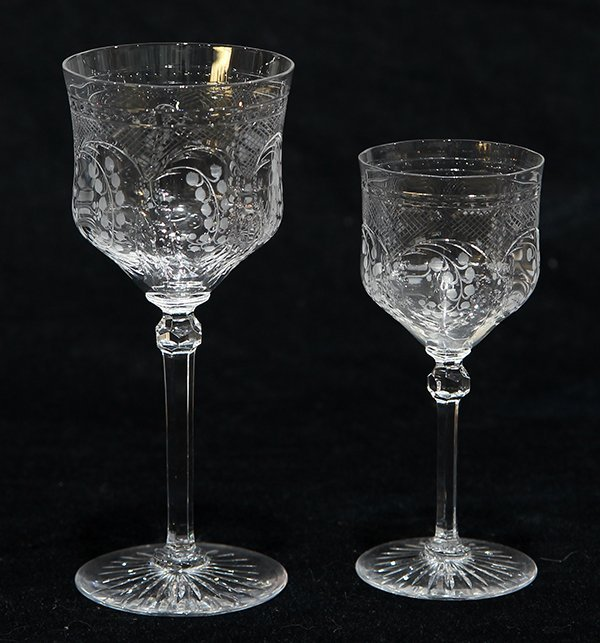 (lot of 20) Stemware group - 2