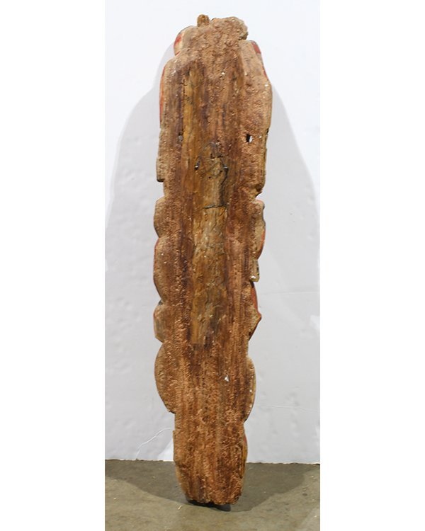 Abelam Papua New Guinea carved figure, early 20h - 2