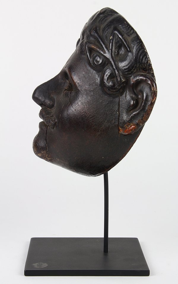 Guatemalan fine old dance mask - 2