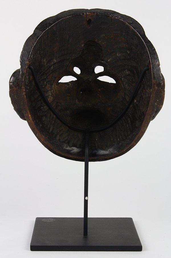 Guatemalan fine old dance mask - 3