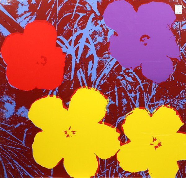 After Andy Warhol, Prints