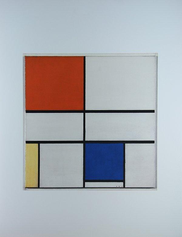 Albers, Polke, Mondrian, Lichtenstein, Prints - 2