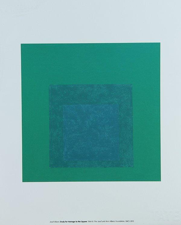 Albers, Polke, Mondrian, Lichtenstein, Prints - 4