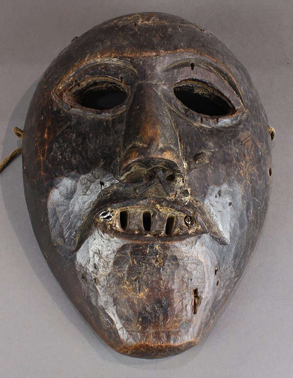Himalayan mask, Nepal, probably 19th century or