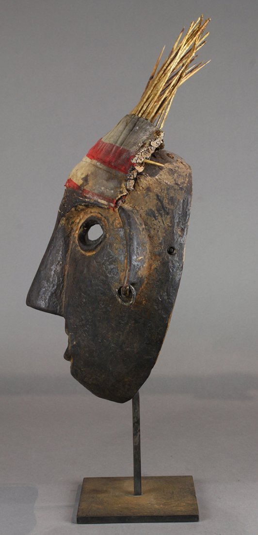 Himalayan mask, Nepal, 20th century, and of uncertain - 2