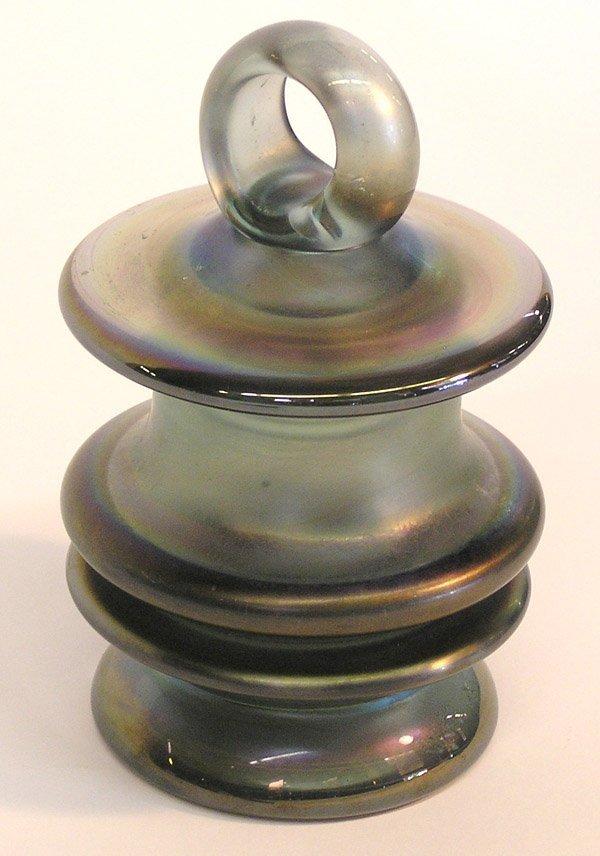 4005: Art glass Norm Thomas