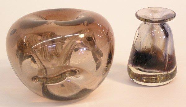 4009: Art glass lot