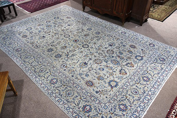Persian Kashan carpet - 2