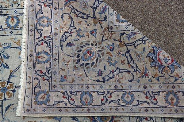 Persian Kashan carpet - 4