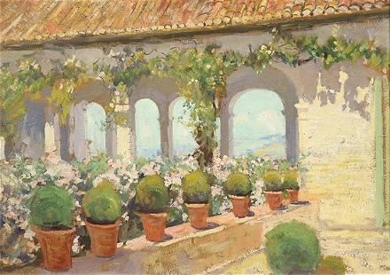 Alson Skinner Clark painting
