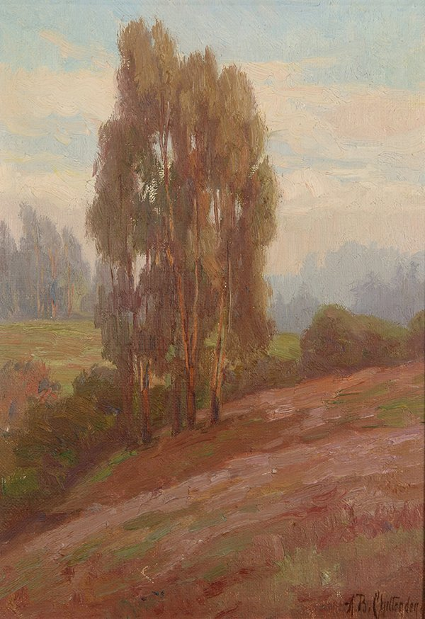 Alice Brown Chittenden painting